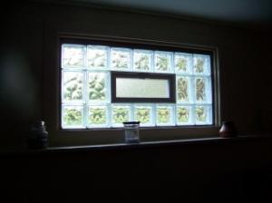 Cellar Window