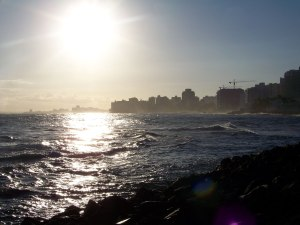 Sunrise in San Juan