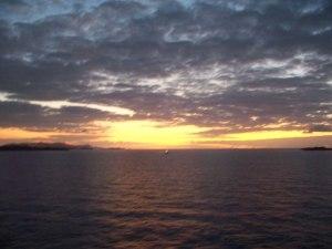 St. Thomas Sunrise