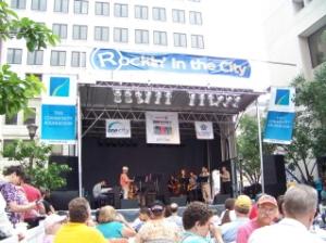 Jazz Street Rochester NY 2010