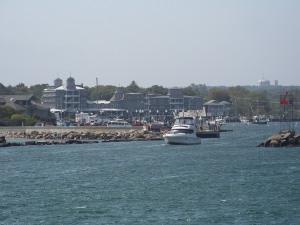 Menemsha port