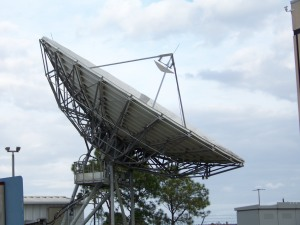 Houston Space Center Dish
