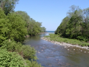 Canadaway Creek