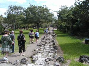 Incan Road- Cozumel