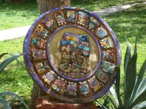 Mayan Shield