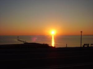 Oak Bluffs Sunrise